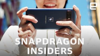Qualcomm and ASUS's phone for Snapdragon Insiders