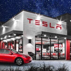 Tesla's Next Move: Tesla Restaurants