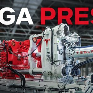Why Tesla Needed The Giga Press