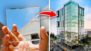Why Transparent Solar Panels Are The Future