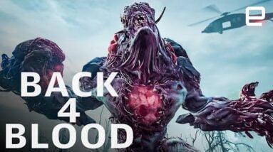 Back 4 Blood open beta hands-on: Left 4 Dead is back!... for blood
