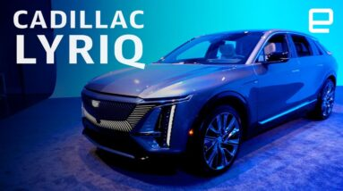 Cadillac Lyriq first look: An electrified luxury deal