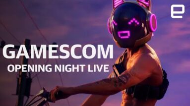 Gamescom's Opening Night Live 2021 in under 18 minutes