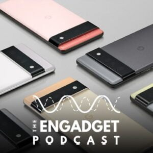 Google's Tensor and Pixel 6 | Engadget Podcast Live