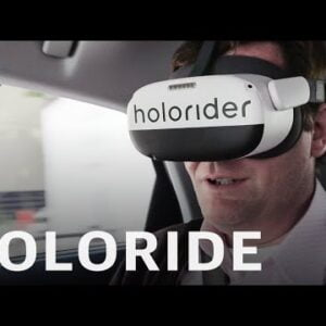 Holoride hands-on: VR gaming powered by your car