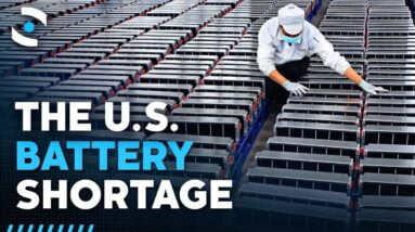 How China Is Causing A Battery Shortage