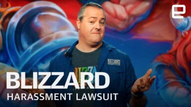 Activision Blizzard lawsuit reveals gaming industry is as toxic as we thought