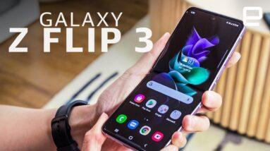 Samsung Galaxy Z Flip 3 hands-on: A straightforward upgrade and a price drop