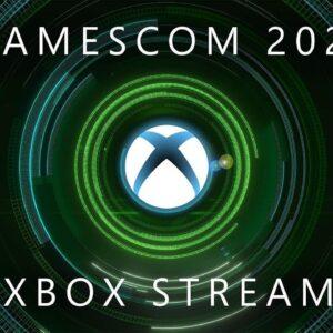Watch the Xbox Gamescom stream here LIVE