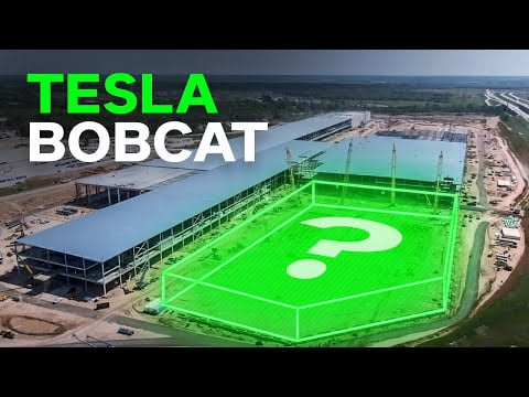 What Is The Tesla Bobcat Project?