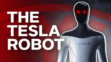 Why Tesla Is Making A Robot