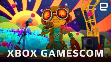 Xbox Gamescom 2021 Showcase in under 11 minutes