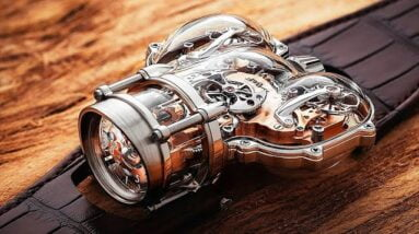 15 Coolest and Most Unique Watches You Need To See To Believe