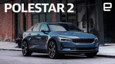 2022 Polestar 2 Long range
