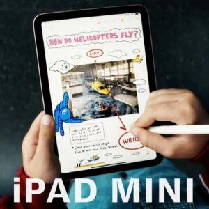 Apple iPad Mini (2021) in under 3 minutes