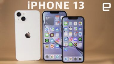 Apple iPhone 13 and 13 Mini review