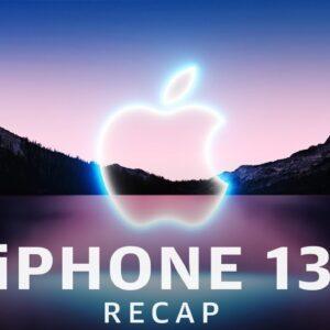 Apple iPhone 13 event: LIVE Recap