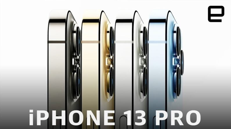 Apple iPhone 13 Pro in under 3 minutes