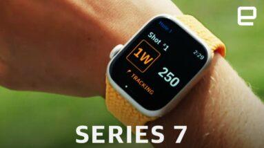 Apple Watch Series 7 in under 3 minutes