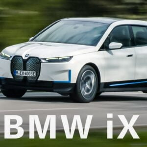 BMW iX first drive: A zippy electric SUV with flair