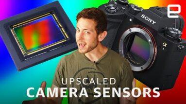 How are camera sensors still improving?   Upscaled