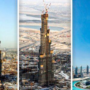 How The Burj Khalifa Was Built