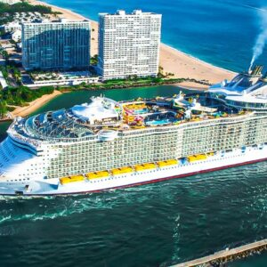 Inside The Biggest Cruise Ship In The World