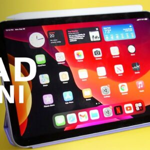 iPad Mini 2021 review: The best small tablet?