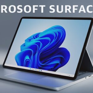 Microsoft's 2021 Surface event in 10 minutes