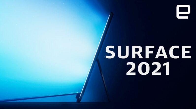 Microsoft's 2021 Surface event: LIVE Recap