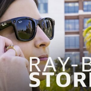 Ray-Ban Stories hands-on: Facebook on your face