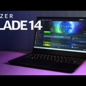 Razer Blade 14 review: Big power, small package