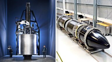 The 3D Printer That Builds Rockets