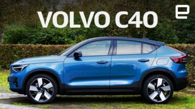 2022 Volvo C40 Recharge first drive: A sleeker Volvo EV