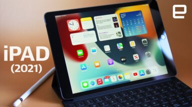 Apple iPad (2021) review: Another modest update