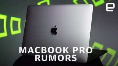 Apple MacBook Pro 2021 rumors