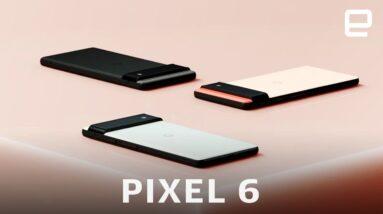 Google's Pixel 6 event in under 8 minutes
