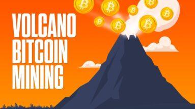 How El Salvador Is Mining Bitcoins With Volcanoes