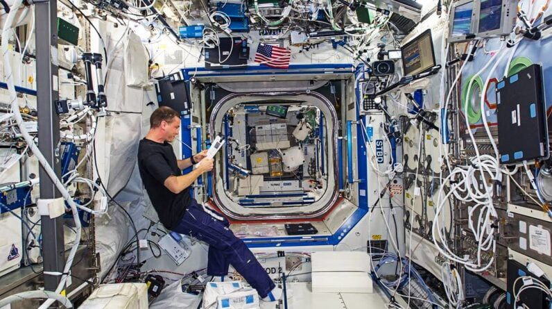 Inside The $150 Billion International Space Station