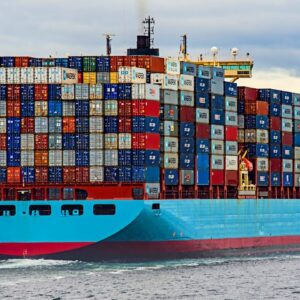 Inside The World's First Electric Cargo Ship