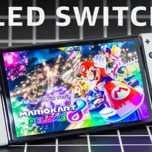 Nintendo Switch OLED review: Great, but is it a must-buy?