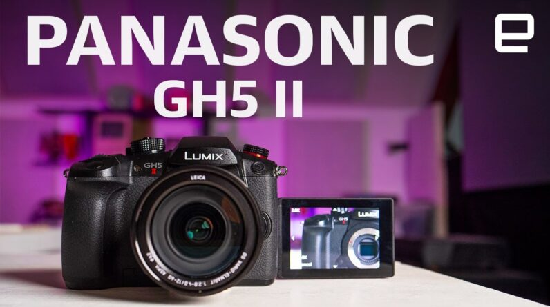 Panasonic GH5 II review: A mild upgrade