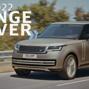 The next generation Range Rover is sleeker than ever
