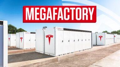 What Is Tesla's New Megafactory?